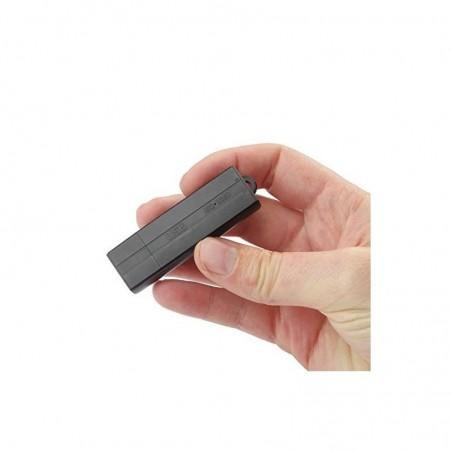 Dictaphone enregistreur audio en détection de bruit jusqu'à 25 jours