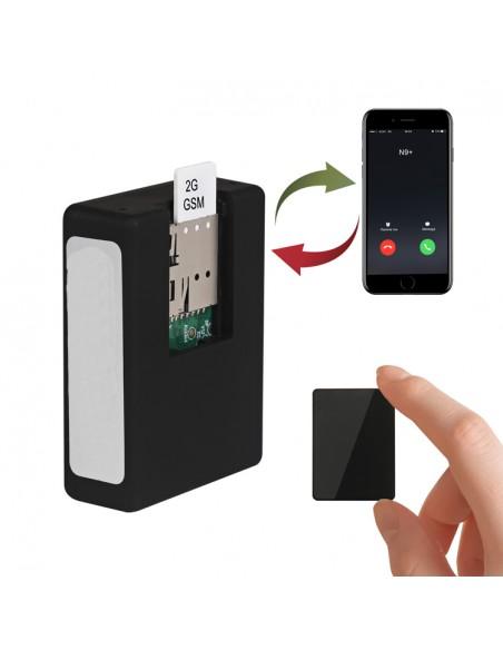 Micro GSM écoute en temps réel avec GPS