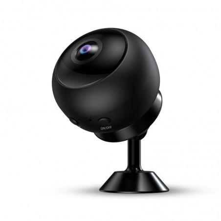 Caméra espion miniature Full HD WIFI vision nocturne détection de mouvement